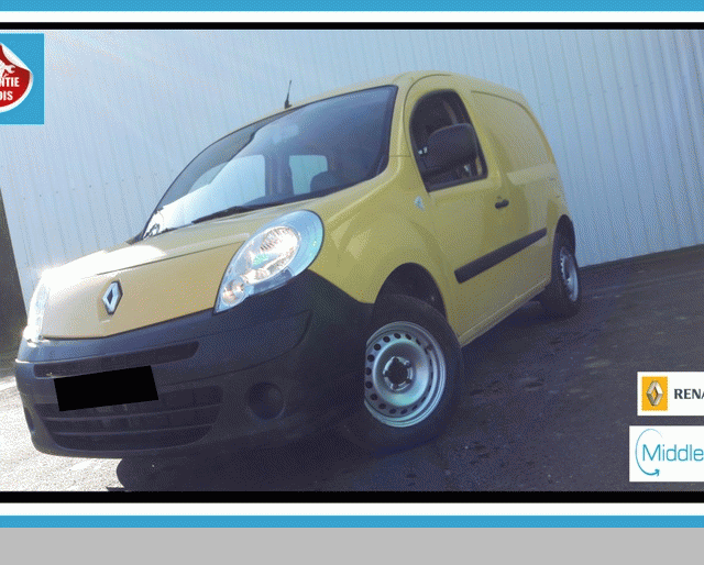 Renault Renault Kangoo 1.5 dCi 75 Confort 179€/mois