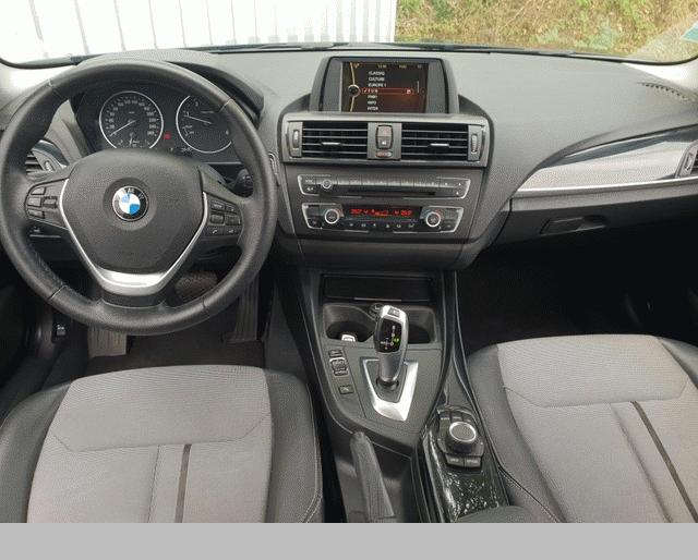 BMW BMW Série 1 I (E82) 118dA 143ch Sport Design