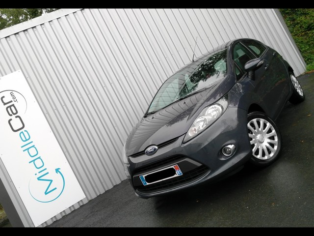 Ford Ford Fiesta IV 1.4 TDCi70 FAP Trend 5p