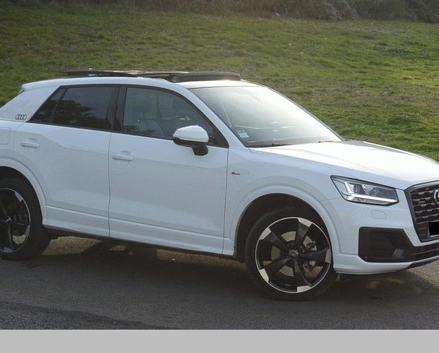 Audi Audi Q2 S line 2.0 150 S tronic 499€/mois