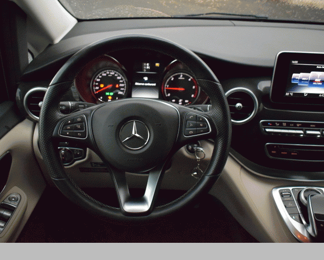 Mercedes-Benz Mercedes-Benz Classe V 250 d 190ch MARCO POLO