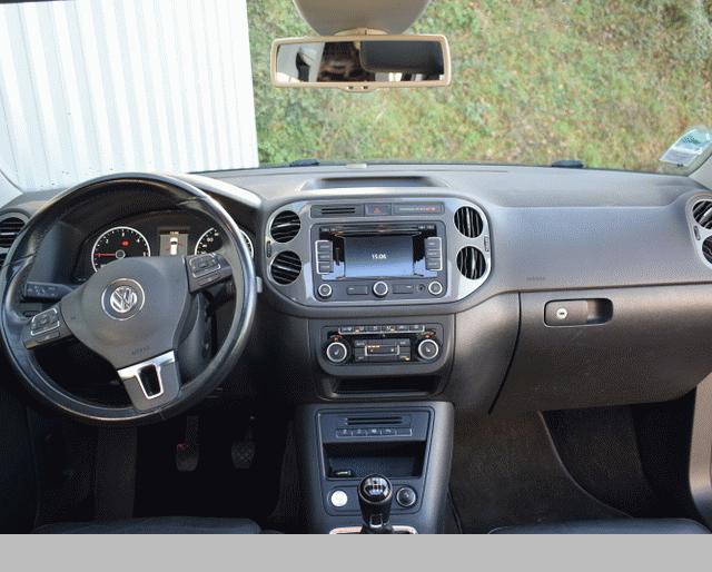 Volkswagen Volkswagen Tiguan 2.0 TDI 140ch Carat 4Motion