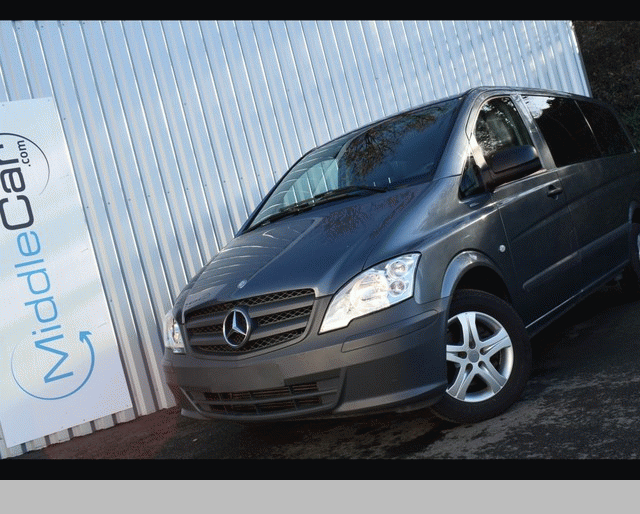 Mercedes-Benz Mercedes-Benz Vito II 113 CDI BE Combi Long