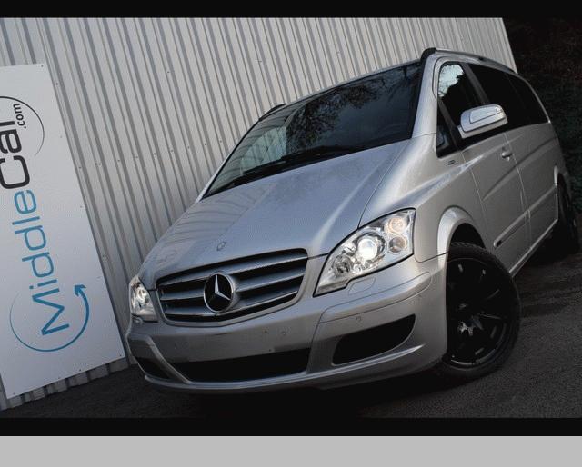 Mercedes-Benz Mercedes-Benz Viano  3.0 CDI BE Trend Long BA