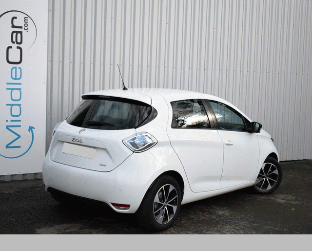 Renault Renault Zoé I (B10) Intens charge rapide
