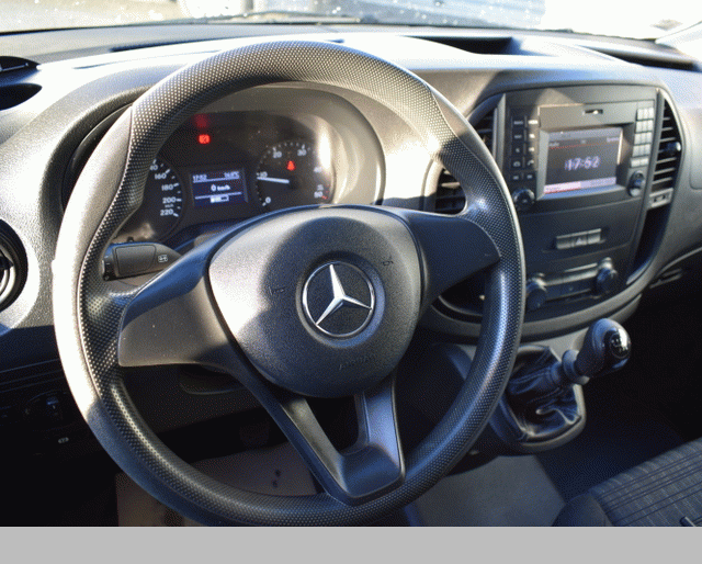 Mercedes-Benz Mercedes-Benz Vito Fourgon 111 CDI BlueEfficiency