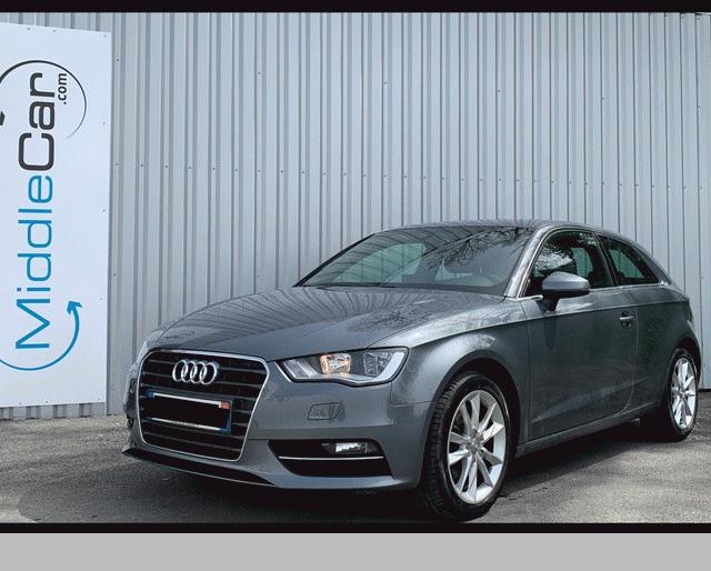 Audi Audi A3 III 2.0 TDI 150ch FAP Ambiente