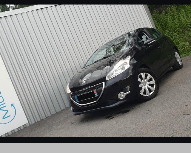 Peugeot Peugeot 208  1.6 e-HDi FAP Business Pack 4cv 5p