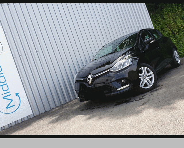 Renault CLIO 4 189€/mois Business TCE 90