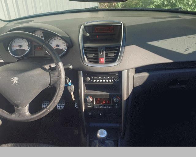 Peugeot Peugeot 207 CC 1.6 VTI 120 Sport Pack