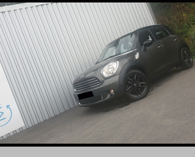 Mini Countryman  pack chili