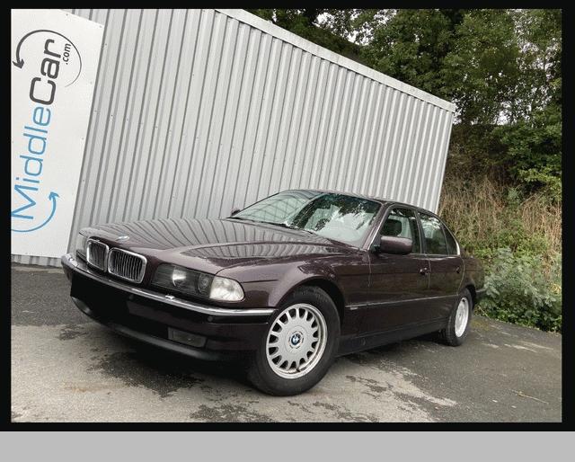 BMW BMW Série 7 III (E38) 740i 4.0 BA