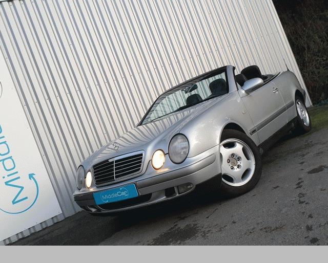 Mercedes-Benz Mercedes-Benz CLK I   (C208) 320 Elegance BA