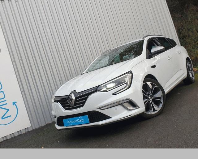 Renault Megane IV  GT-Line